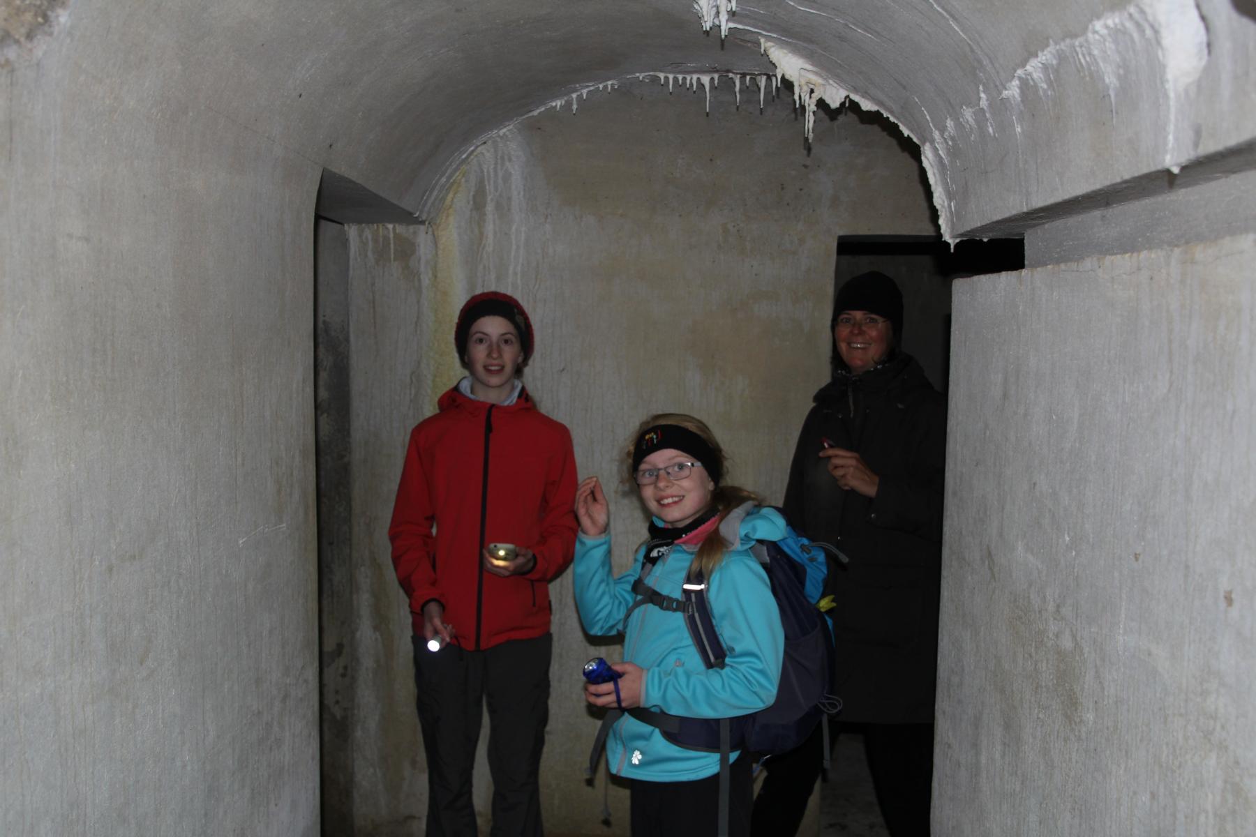 Bunker am Kreuzbergpass