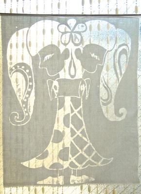オパール加工といふ布のマジック!