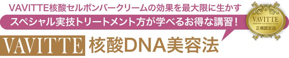 VAVITTE核酸DNA美容法