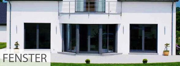 Titelbild Fenster moderner Neubau