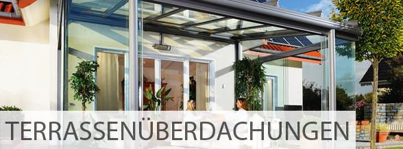 Titelbild Terrassenüberdachungen Glasoase