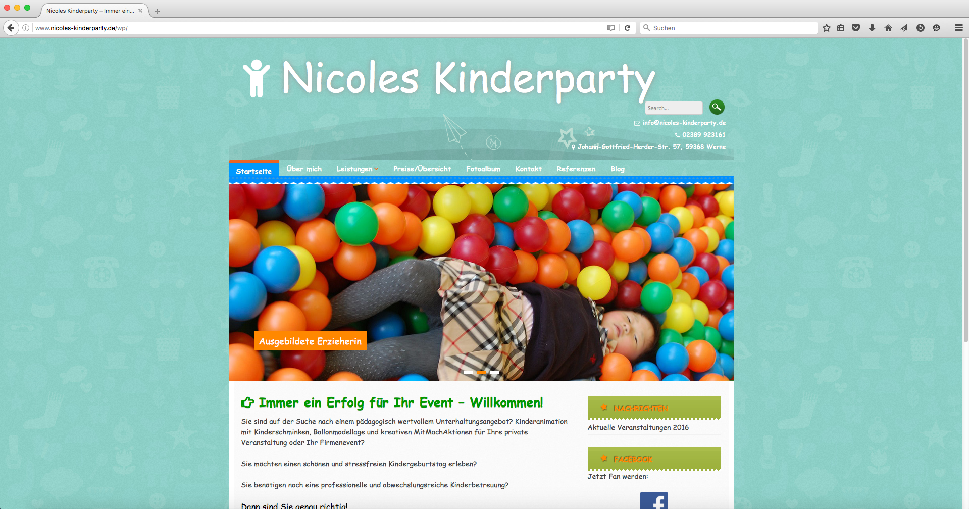 www.nicoles-kinderparty.de