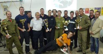 Siegerehrung 2. Kreuttaler Kuppelcup 2011