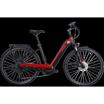Kettler Quadriga Comp CX12     Vielseitig einsetzbares E-Bikes für Touren- und Alltagsfahrten   Bosch Performance CX Motor  Power Tube 625 WH Akku  Intuvia Display  Sram 12 Gang Schaltung  Hydraulische Shimano Bremsen  mit Breite Reifen für sicheres fahre