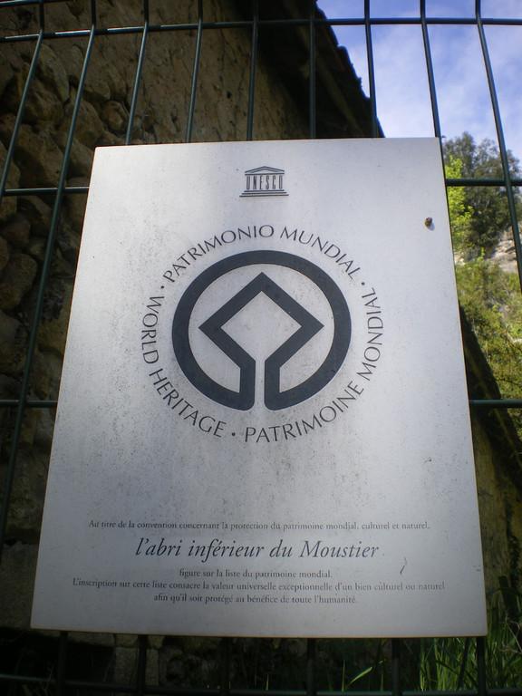 15 sites de la Vallée sont inscrits au Patrimoine Mondial par l'UNESCO