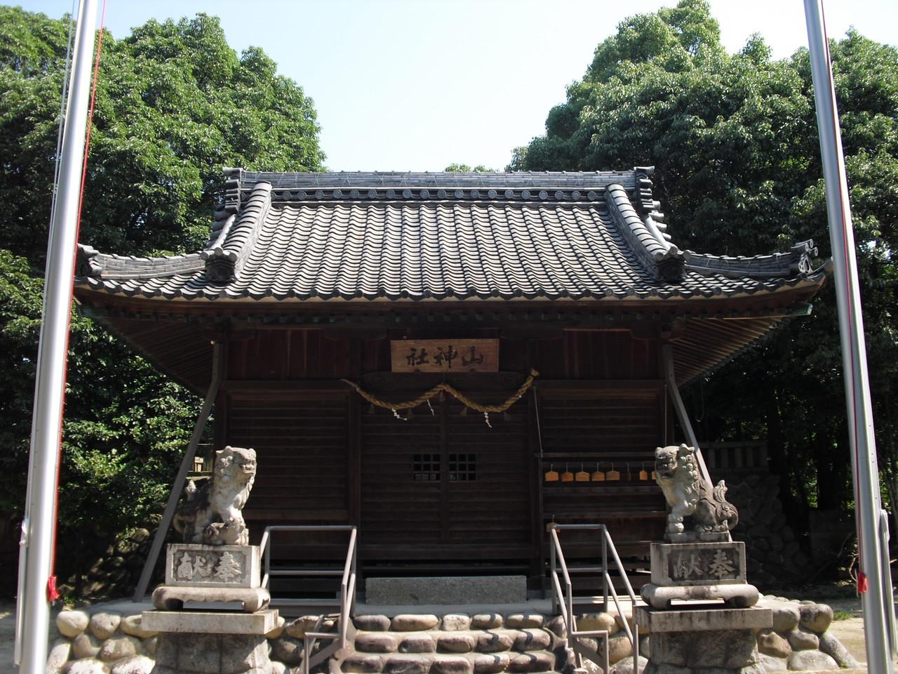 山神社(緒川新田)