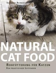 Natürliches Katzenfutter