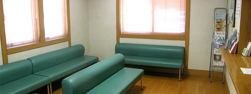 豊福医院は開業53年。港南区で最も古く経験と信頼のある医院として