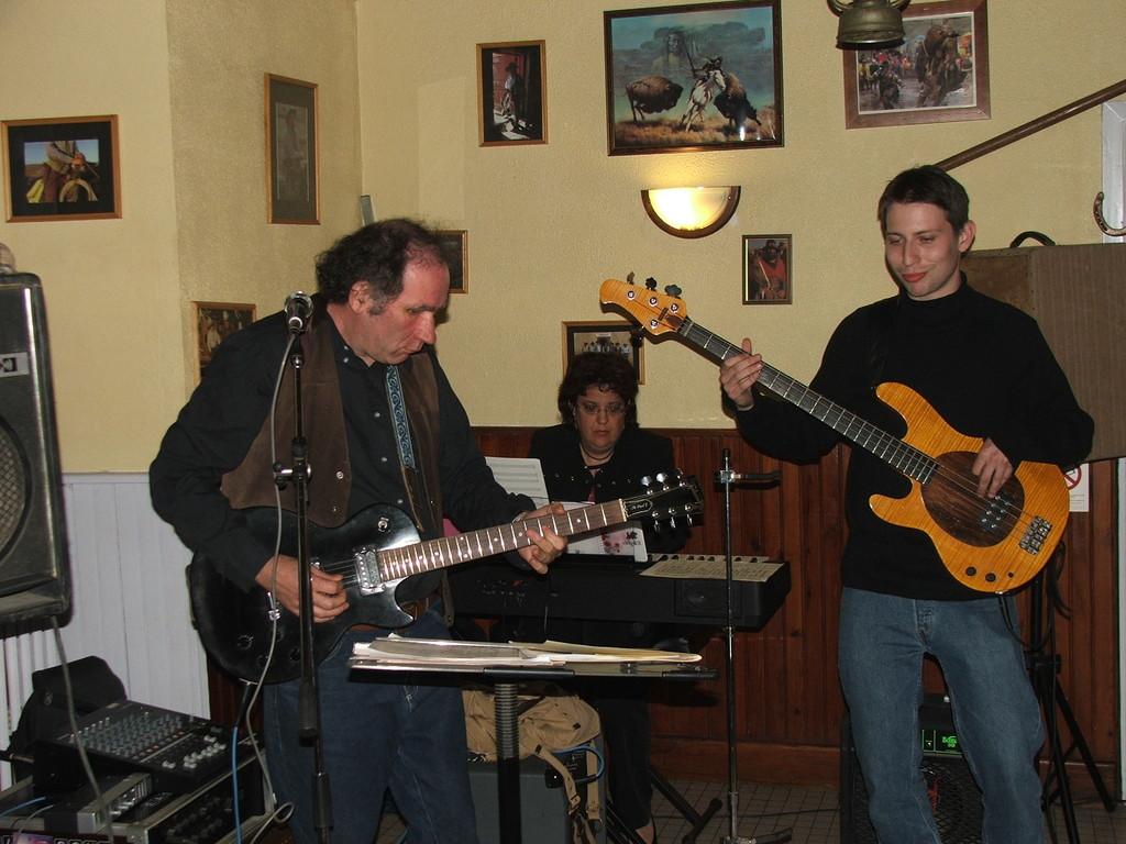 Concert avec Olivier VIRET et Emmanuel MANERET