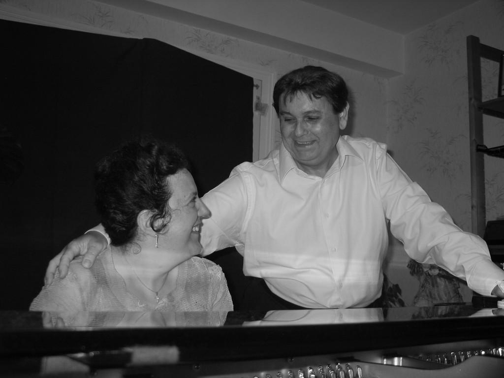 Répétition avec Serge ALLARY