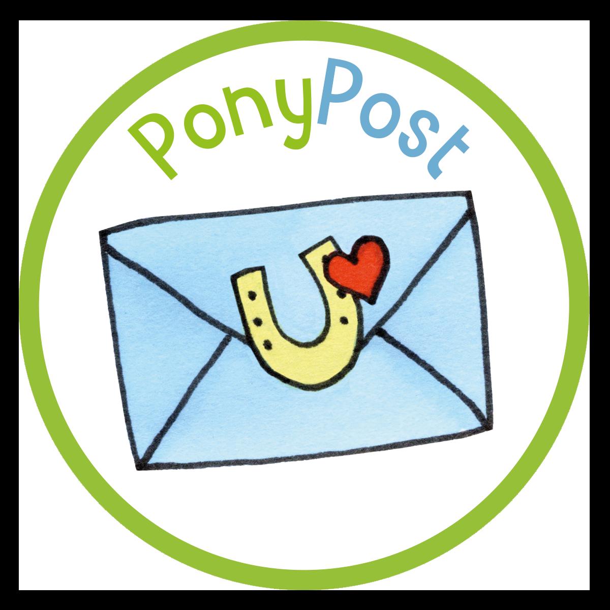 Pony Post für meine Ponykinder