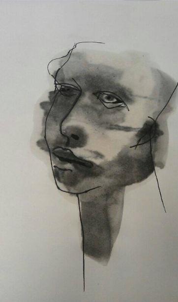 Inkt op papier