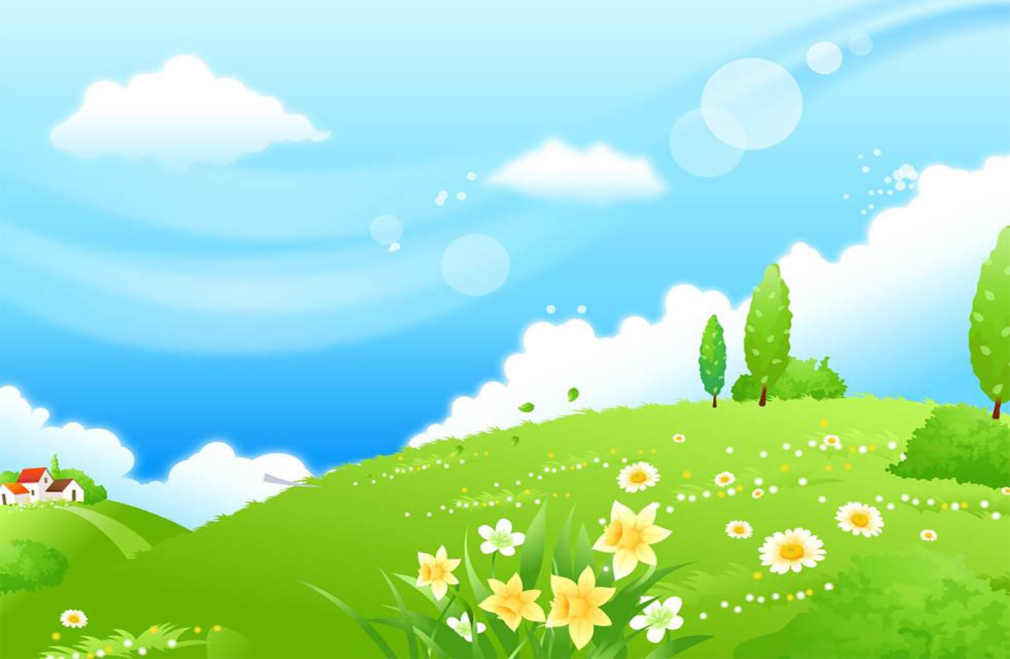 Картинки для детского сада небо