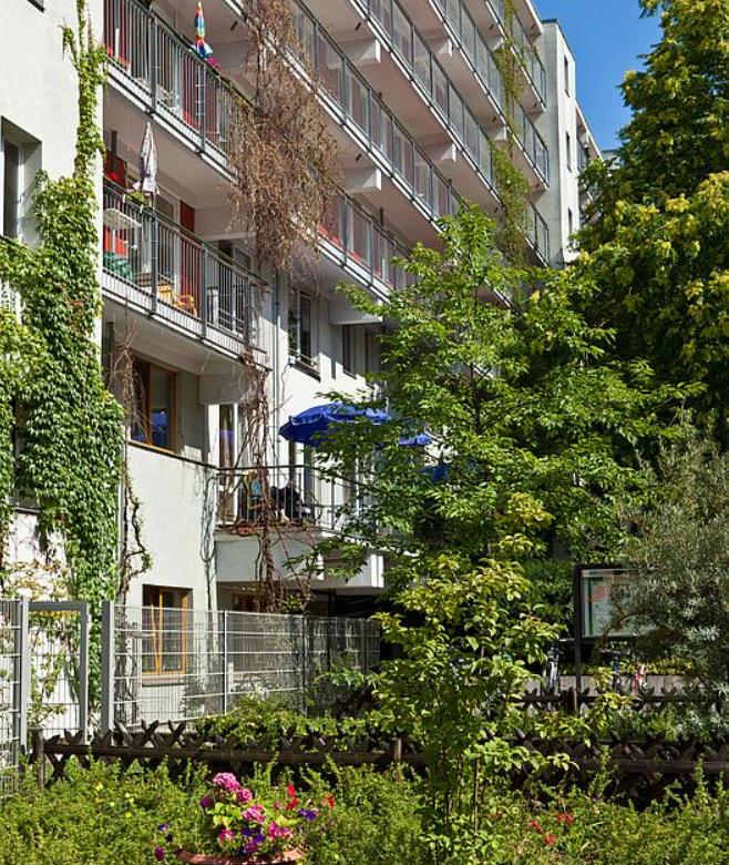 Dr. Harnisch-Haus: Das Bild der stationären Pflege in der Öffentlichkeit verbessern...