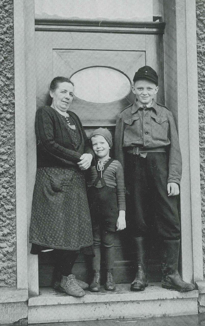Otto, Helmut und Oma