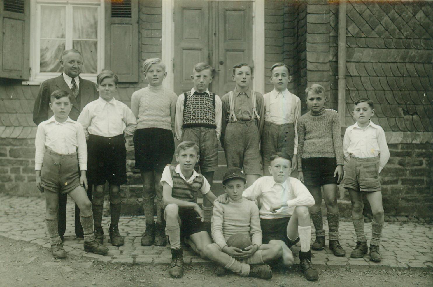Obernauer Fußballer