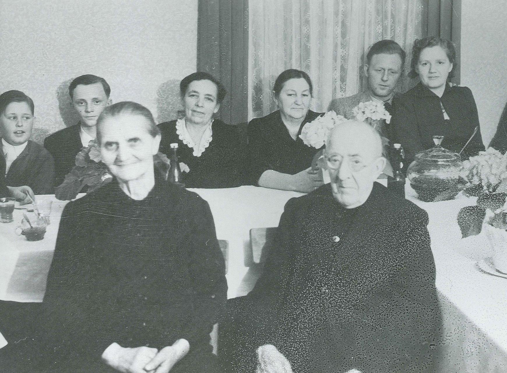 Friedrich und Karoline Römer