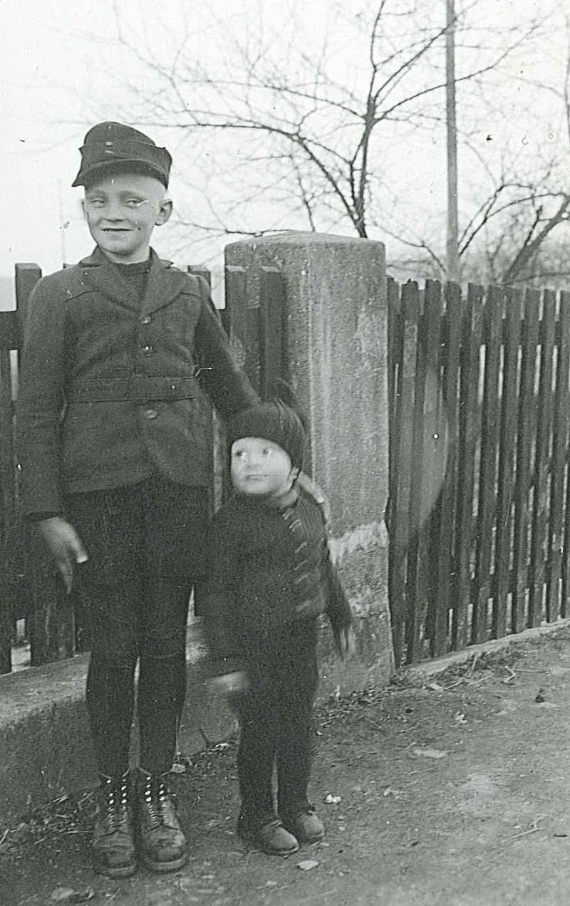 Otto und Helmut Gerhards