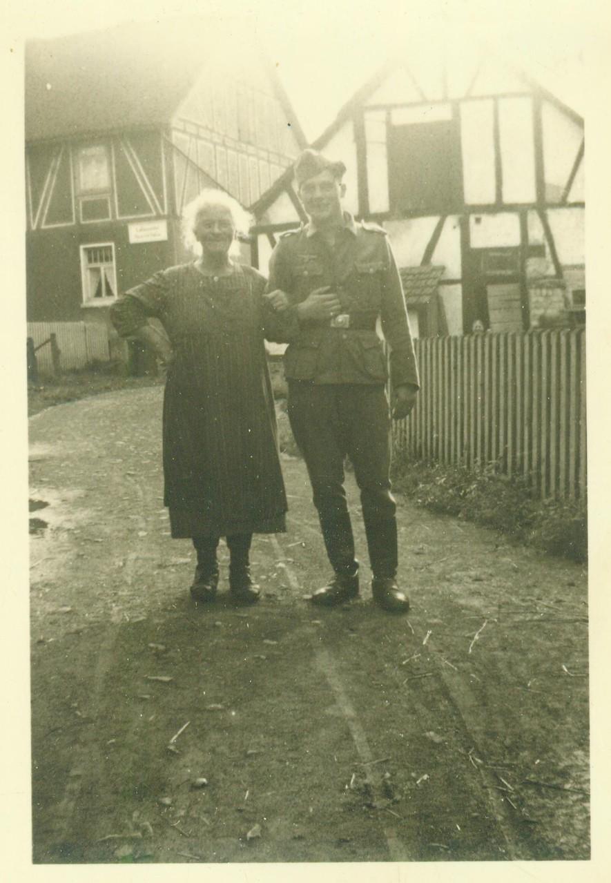 Minchen Heiden und Karl Krämer