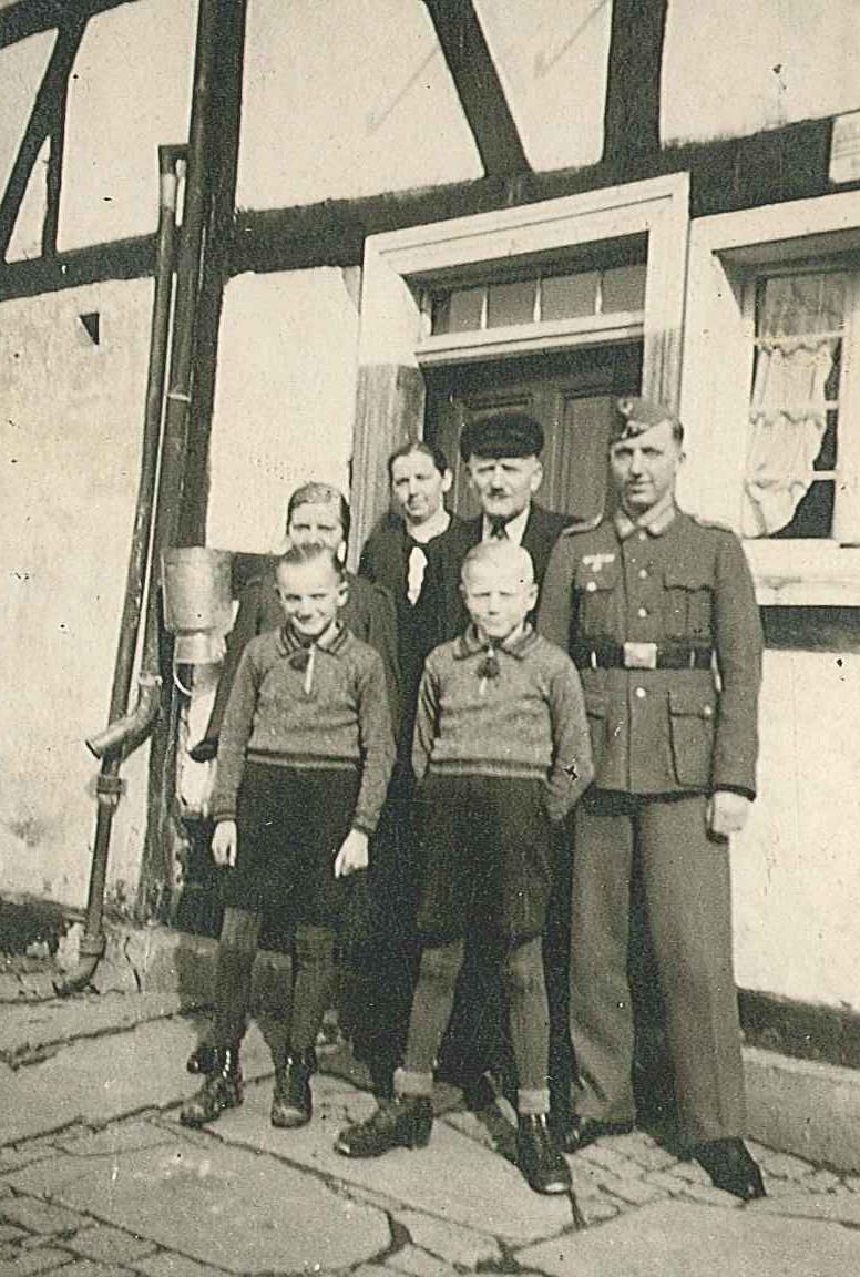 Familie Eduard Gerhards