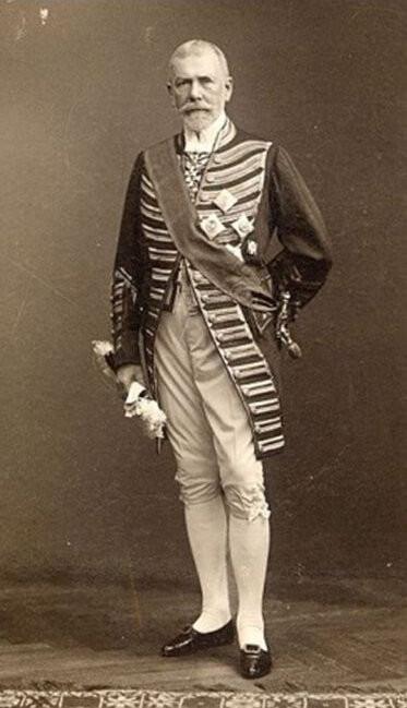 Ottmar von Mohl (1846-1922)