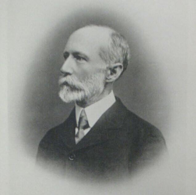 Basil Hall Chamberlain (1850-1935)