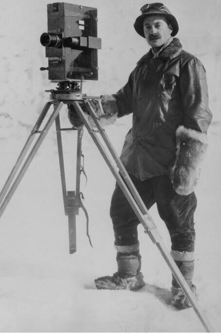 Herbert Ponting (1870-1935)