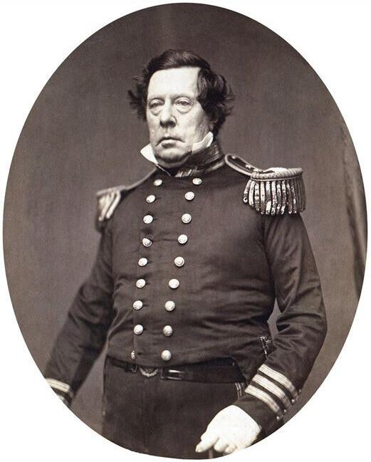 Matthew Calbraith Perry (1794-1858)