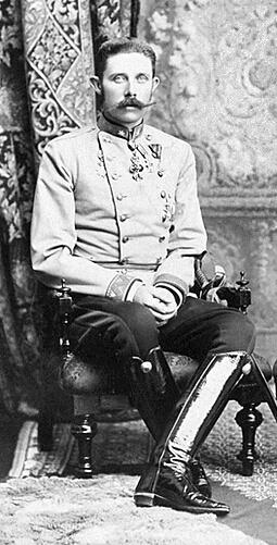 Franz Ferdinand von Österreich-Este (1863-1914)