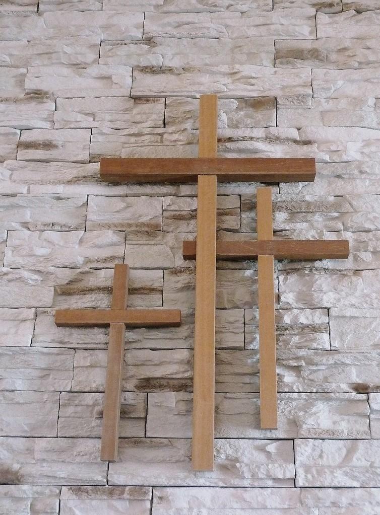 礼拝堂十字架