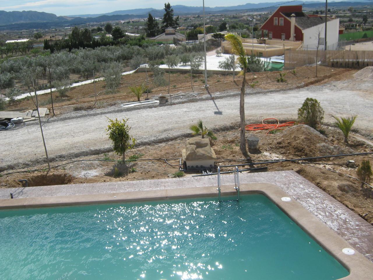 piscinas de obra en fortuna