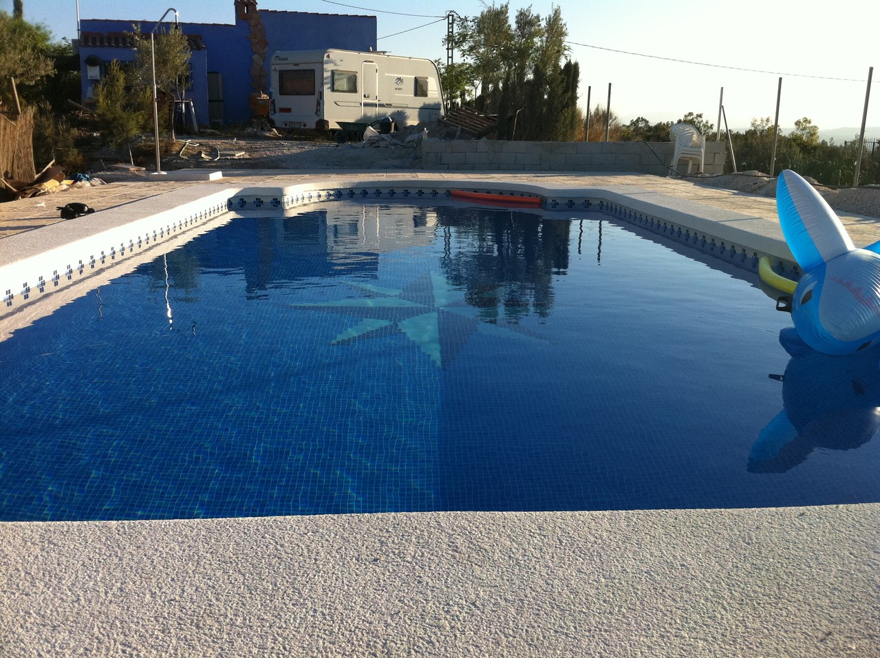 instalacion construcción y diseño de piscinas en alicante