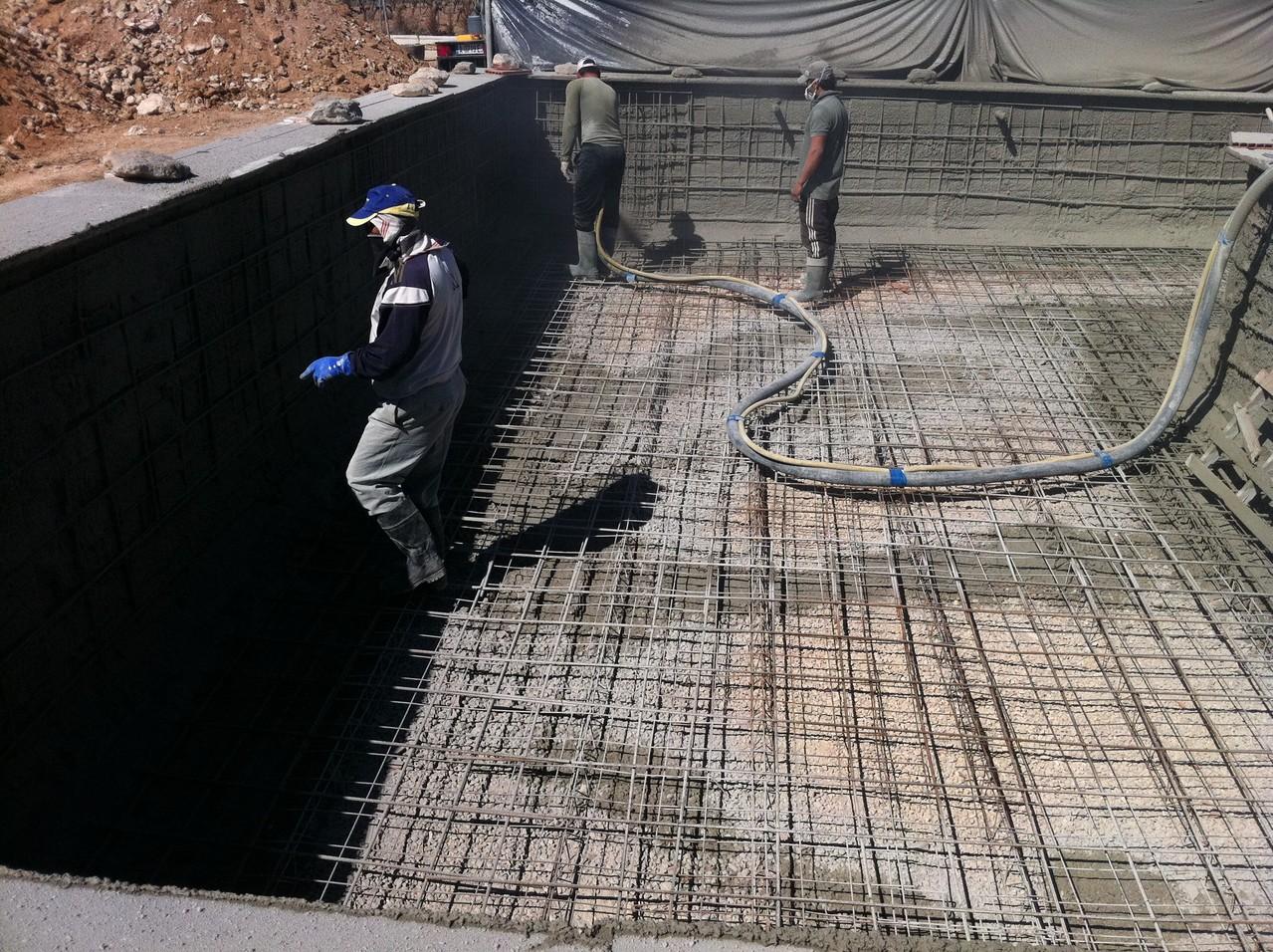Hormigon proyectado piscinas rachid for Piscinas hormigon proyectado