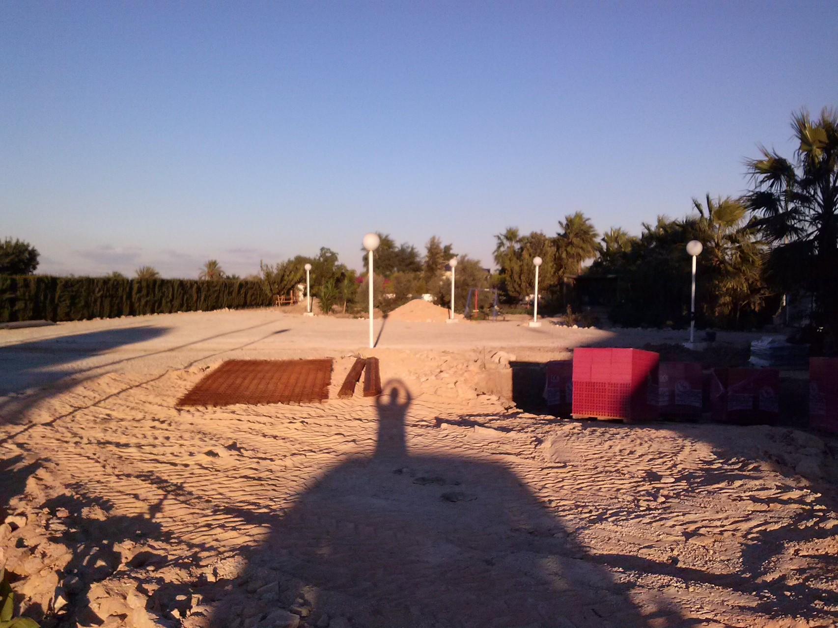 Proceso de construccion de piscinas