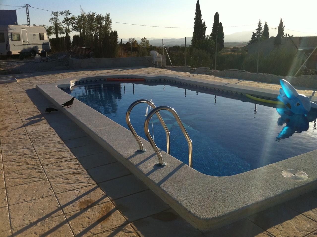 piscinas rachid Instalación, construcción y diseño de piscinas en alicante