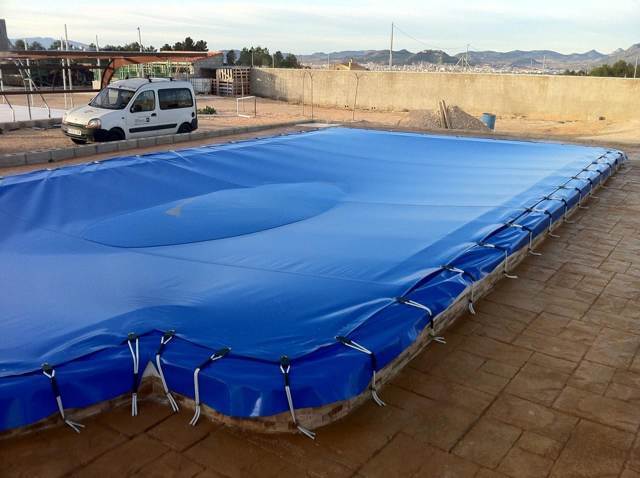 Cubiertas autom ticas para piscinas alicante piscinas rachid - Piscina cubierta alicante ...