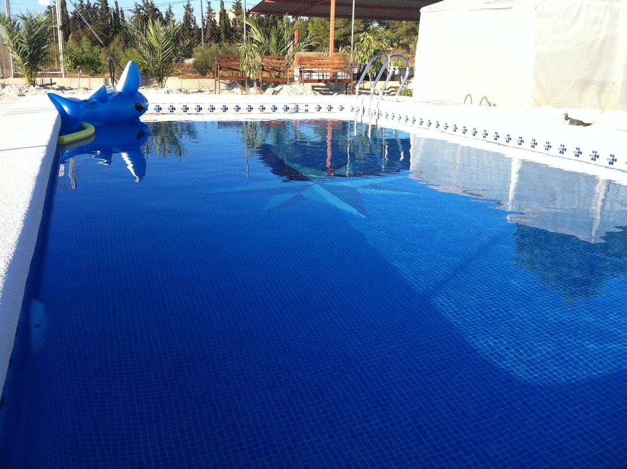 instalacion de piscinas