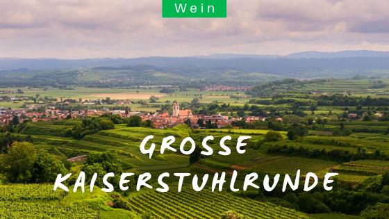Weinwanderung am Kaiserstuhl