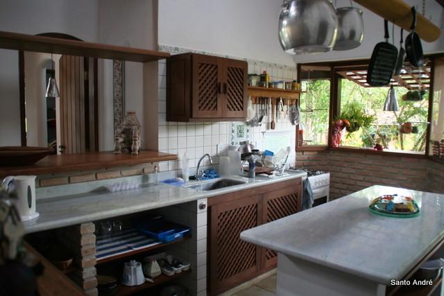 Casa Principal cozinha - Haupthaus Küche - Mainhouse kitchen
