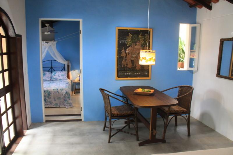 Sala casa pequena - Wohnzimmer kleines Haus - Living room small house